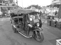 Taxi tailandese del tuk del tuk Fotografia Stock Libera da Diritti