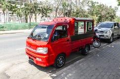 Taxi tailandese tradizionale di stile. fotografia stock libera da diritti