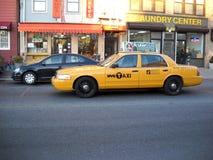 Taxi taksówka Zdjęcia Stock