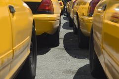 Taxi taxi taxi Stock Image