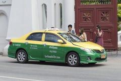 Taxi thaïlandais Photo libre de droits
