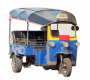 Taxi (tuk tuk). Stock Photo