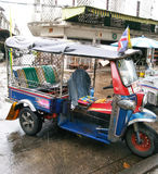 Taxi Tuktuk Thailand Lizenzfreies Stockbild
