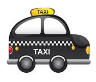 Taxi vector Royalty Free Stock Image