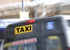 TAXI ! Stock Photography