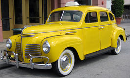 taxi yellow Στοκ Φωτογραφίες