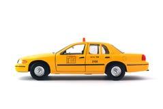 Taxiauto Lizenzfreies Stockfoto