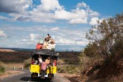 Taxibrousse Royaltyfria Foton
