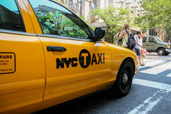 Taxicab Stock Photography