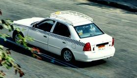 Taxien i Egypten Arkivfoto