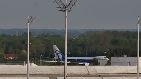 Taxiing plano de AirBridgeCargo