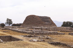 Taxila Heritage in Pakistan. This photo is taken in Taxila in Pakistan. From the ancient Neolithic tumulus of Saraikala to the ramparts of Sirkap 2nd century B.C royalty free stock photo