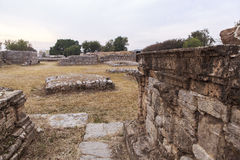 Taxila Heritage in Pakistan Stock Image