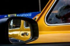 Taxireise Kolkata Stockbild