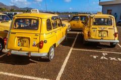 Taxis του Diego Suarez Στοκ φωτογραφία με δικαίωμα ελεύθερης χρήσης
