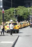 Taxis images stock