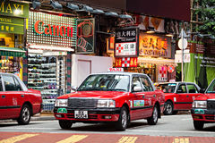 Taxis Stock Image
