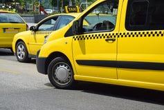 Taxis Royalty Free Stock Photos