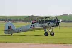 Taxis van de Zwaardvissen van Fairey aan de vluchtsteeg Stock Afbeelding