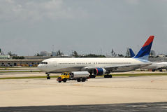 Taxiway Royalty Free Stock Images