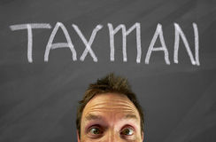 Taxman Royalty Free Stock Images