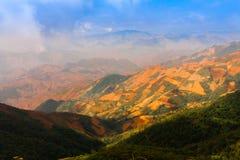 TaXua, Sonla, Vietnam lizenzfreie stockfotografie