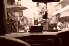 Taxxi en Tailandia Imagen de archivo