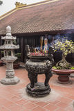 Tay Ho Pagoda Royaltyfria Bilder