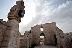 Taybeh Church Ruins Royalty Free Stock Images