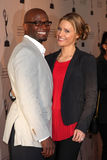 Taye Diggs,Shonda Rhimes,Kadee Strickland Royalty Free Stock Photo