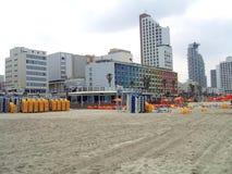Tayelet beach, Tel-Aviv, Israel, Middle East Stock Images
