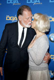Taylor Hackford and Helen Mirren Royalty Free Stock Photography