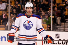 Taylor Hall Edmonton Oilers Royalty Free Stock Photos