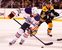 Taylor Hall Edmonton Oilers Stock Photography
