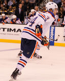 Taylor Hall Edmonton Oilers Stock Images