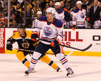 Taylor Hall Edmonton Oilers Stock Photos
