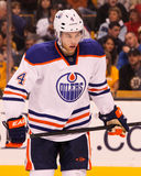 Taylor Hall Edmonton Oilers Stock Photo