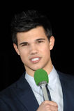 Taylor Lautner Royalty Free Stock Image