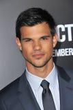 Taylor Lautner Zdjęcia Stock