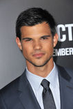 Taylor Lautner Fotografie Stock
