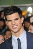 Taylor Lautner Photos libres de droits