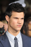 Taylor Lautner Photo stock