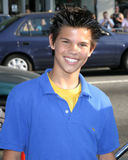 Taylor Lautner Royalty Free Stock Photo