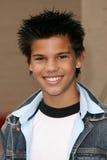 Taylor Lautner Fotografia de Stock Royalty Free