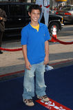 Taylor Lautner stockfotografie