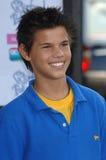 Taylor Lautner στοκ φωτογραφίες