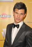 Taylor Lautner Στοκ Εικόνες