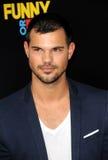Taylor Lautner stockbilder