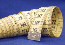 Taylor meter Royalty-vrije Stock Afbeeldingen