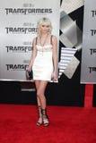 Taylor Momsen, caido Imagen de archivo libre de regalías